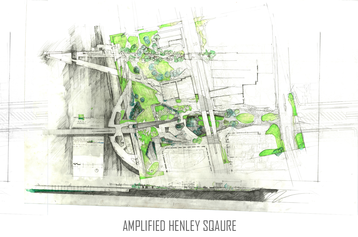 Henley Square – Competition